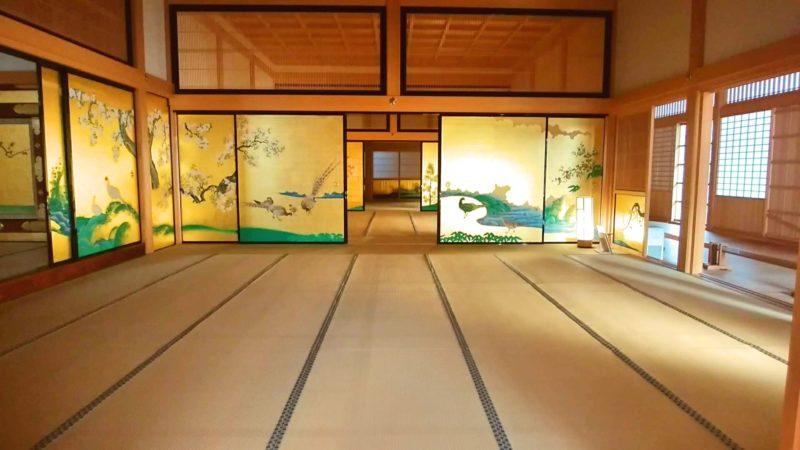 名古屋城本丸御殿の内部
